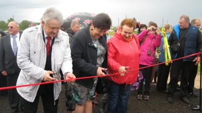 Открытие трассы. Фото: Юлия Новикова