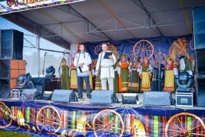 Фестиваль карельского пирога «Калитка», 20 августа 2016 года. Фото: Владимир Ознобихин