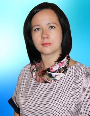 Елена Владимировна Комолова