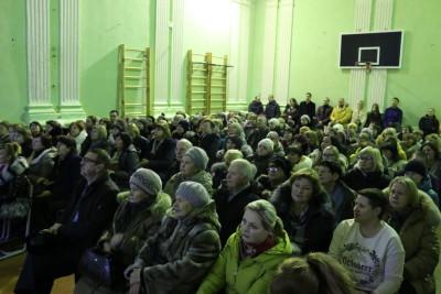 Собрание жителей города по участию в Программе поддержки местных инициатив Тверской области (ППМИ) в 2017 году