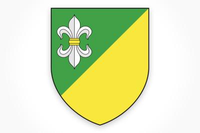 Герб Ивацевичского района Брестской области Республики Беларусь