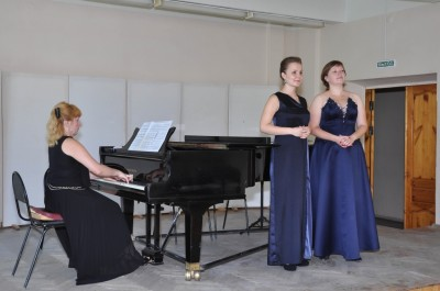 Концерт вокального отделения студентов Тверского музыкального колледжа им. Мусорского