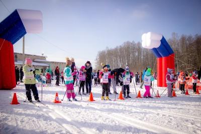 Лыжные соревнования на Кубок Главы Лихославльского района. Фото: Евгений Козлов